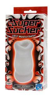 The Super Sucker Masturbator UR3 Clear