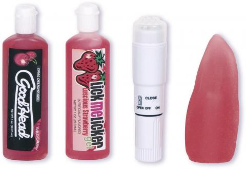 Oral Delight Couples Kit Sex Toy Product