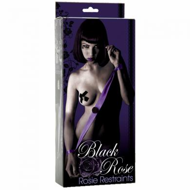 Black Rose Rosie Restraints