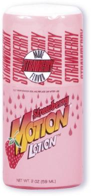 Motion Lotion 2 OZ. Strawberry