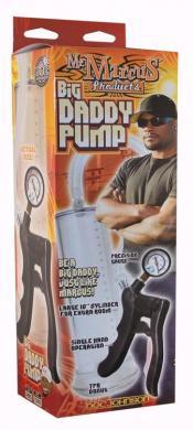 Mr Marcus Big Daddy Pump