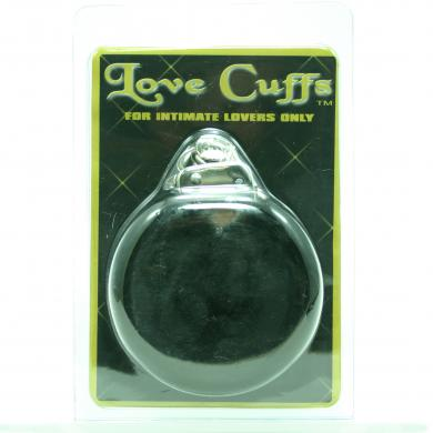 Love Cuffs Plush Black