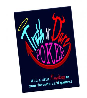 Truth or Dare Poker Card Game