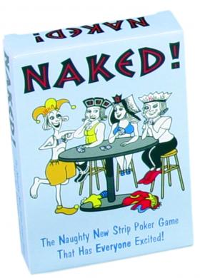 Naked! The Card Game