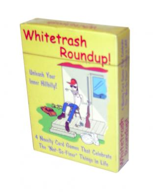 Whitetrash Roundup! - The Card Game