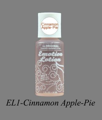 Emotion Lotion Cinnamon Apple Pie 1 Oz