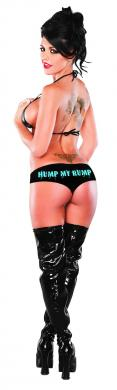 Boy Short L/Xl  (Hump My Rump)