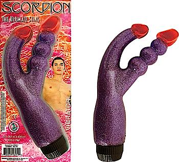 Scorpion Red Tip