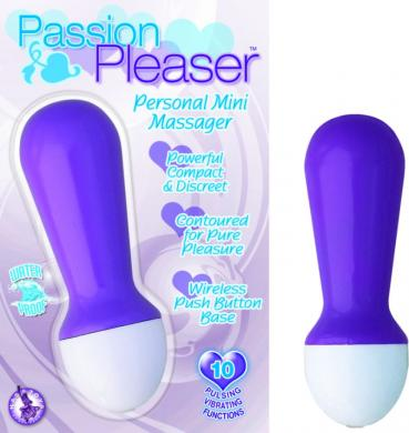Passion Pleaser Purple