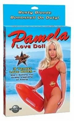 Pamela Love Doll Sex Toy Product