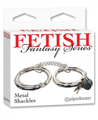 Fetish Fantasy Series Metal Shackles