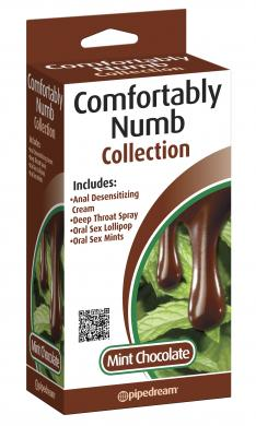 Comfortably Numb Pleasure Kit Chocolate