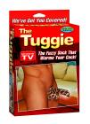 The Tuggie Fuzzy Sock Warms Cock