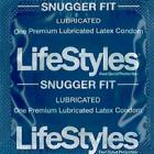 Lifestyles Snugger Fit Condoms 3 Pack Sex Toy Product