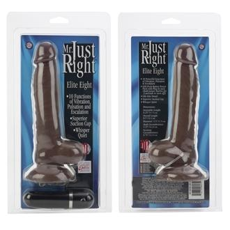Mr Just Right Elite Eight Brown