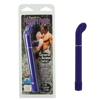 Couple's Pleasure Paddle Purple