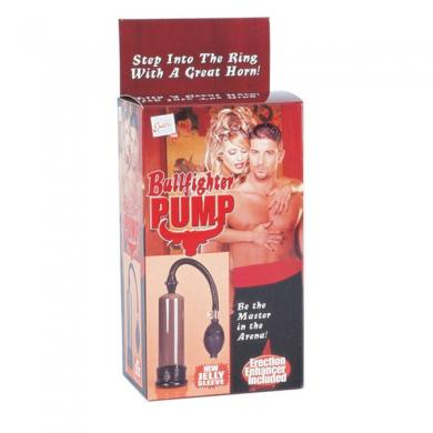 Bullfighter pump