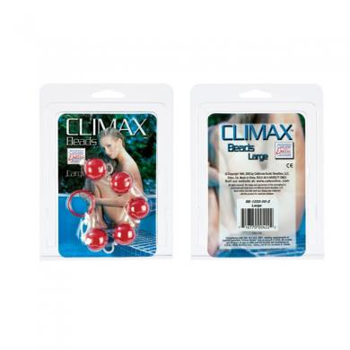 Large Climax Beads