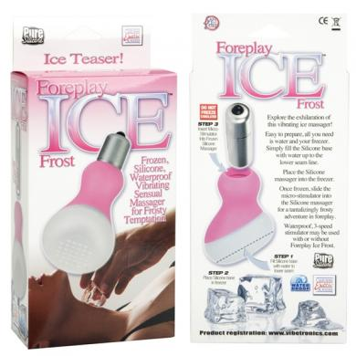 Foreplay Ice Frost Pink