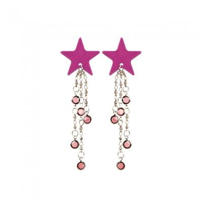 Body Charms Pink Star