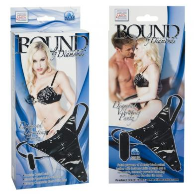 Bound By Diamonds Vibrating Panties