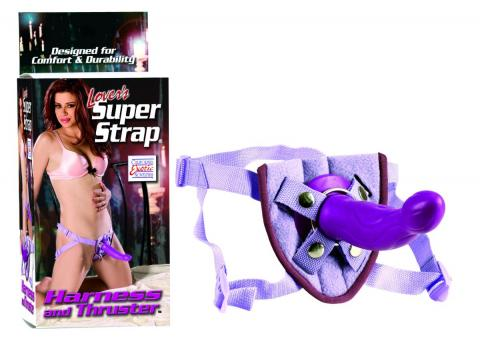 Lover&#039;s Super-Strap Harness and Thruster