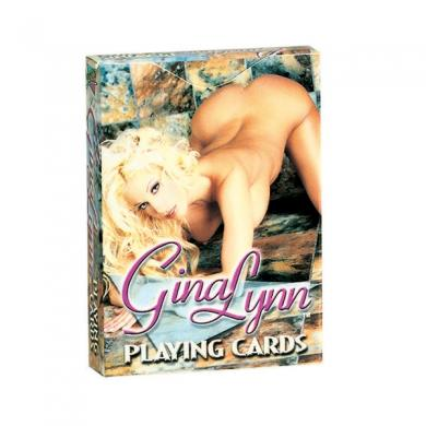 Playing Cards Gina Lynn