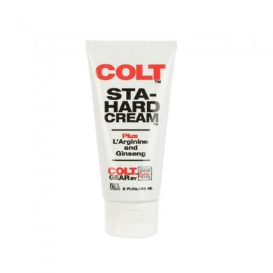 Colt Sta-Hard Erection Cream