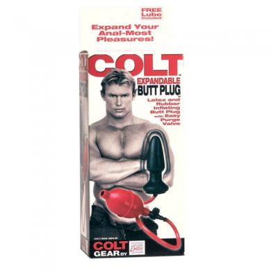 Colt Gear - Expandable Butt Plug