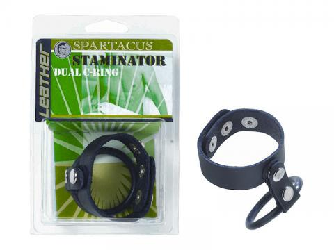 Staminator Leather and Rubber Dual Cr