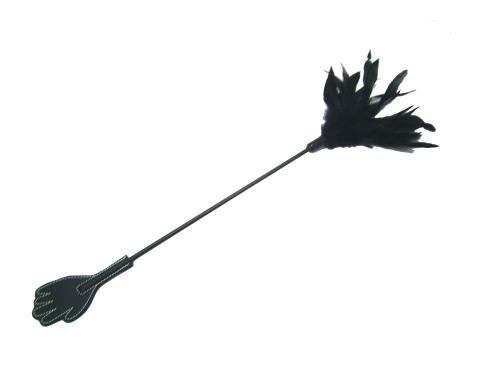 Sex &amp; Mischief Feather Hand Spanker
