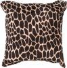 Hide Your Vibe Pillow: Giraffe