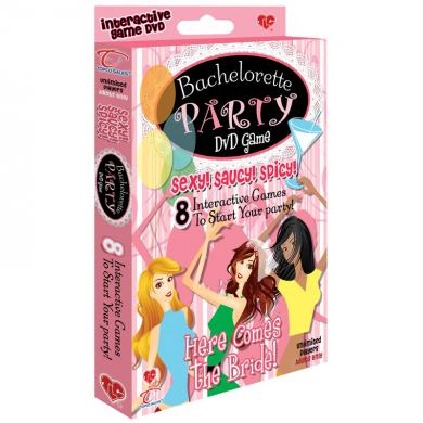 Bachelorette Party Incentive Game