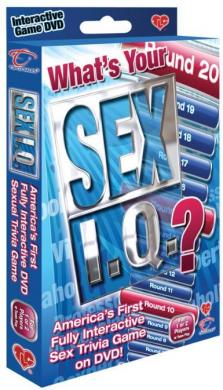 Sex Iq Interactive Game