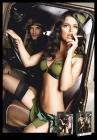 Army Bedroom Costume Hat, Top, Skirt S/M Sex Toy Product