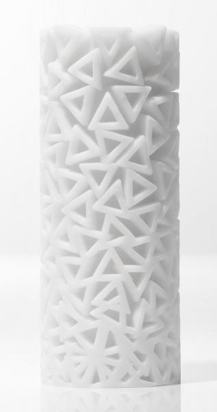 Tenga 3D Pile Stroker Sleeve White Sex Toy Product