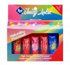 ID Juicy Lube Assorted Flavored Personal Lubricant 5 Pack Tubes Sex Toy Product