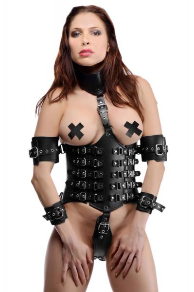 Ultimate Lockdown Female Waist Cincher Sex Toy Product