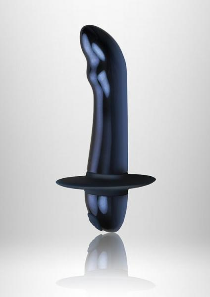 Quest Prostate 7X Bullet Vibrator Blue Sex Toy Product
