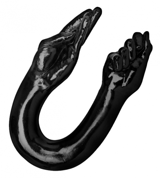 Double Fister Dong - Black Sex Toy Product