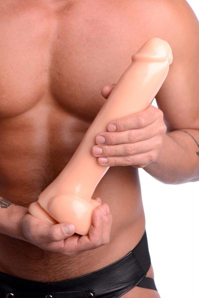 The Master Suction Cup Dildo Sex Toy Product