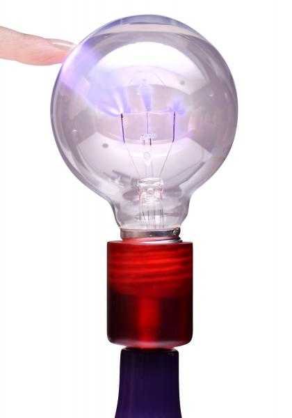 Zeus Violet Wand Light Bulb Adapter Accessory Sex Toy Product