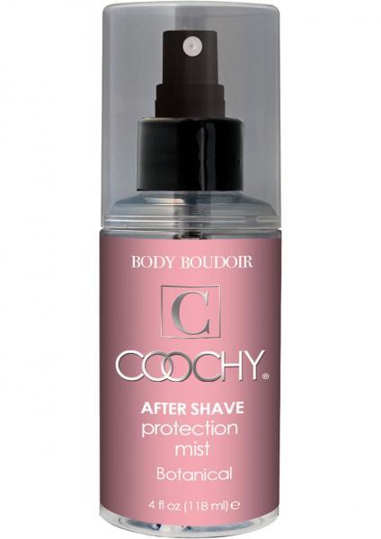 Coochy After Shave Mist Botanical Spray 4 Oz