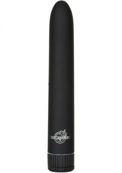 Black Magic Velvet Touch Vibrator Waterproof  - Black