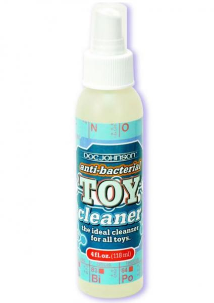 Antibacterial Toy Cleaner 4 fluid ounces Spray