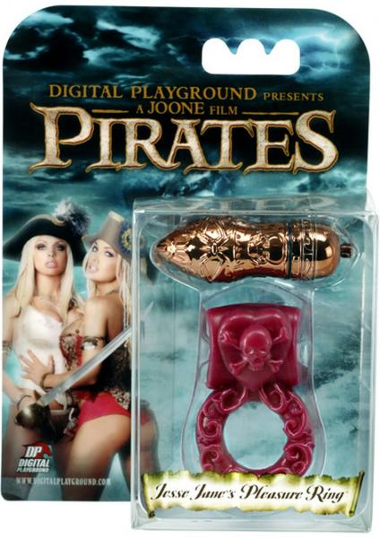 Pirates Jesse Janes Pleasure Ring Purple