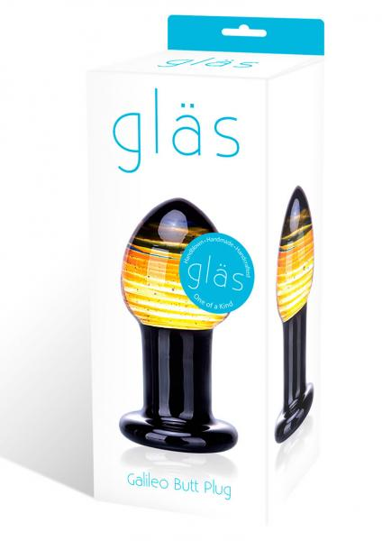 Glas Galileo Glass Butt Plug