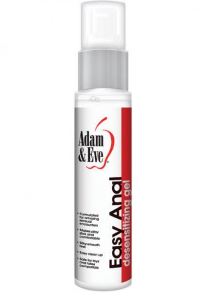 Easy Anal Desensitizing Gel 1oz