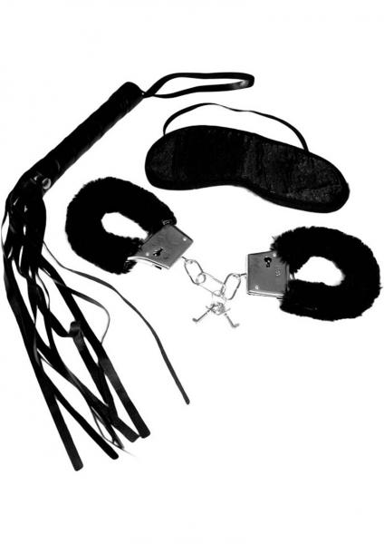 Intro To S&M Kit - Black