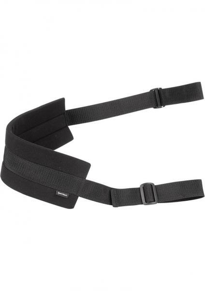 I Like It Doggy Style Enhancing Strap Black